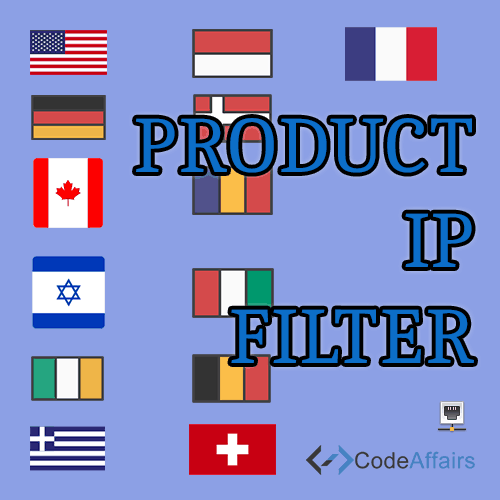 Product IP Filter